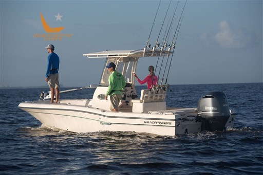 Grady White Boats 251 Coastal Explorer