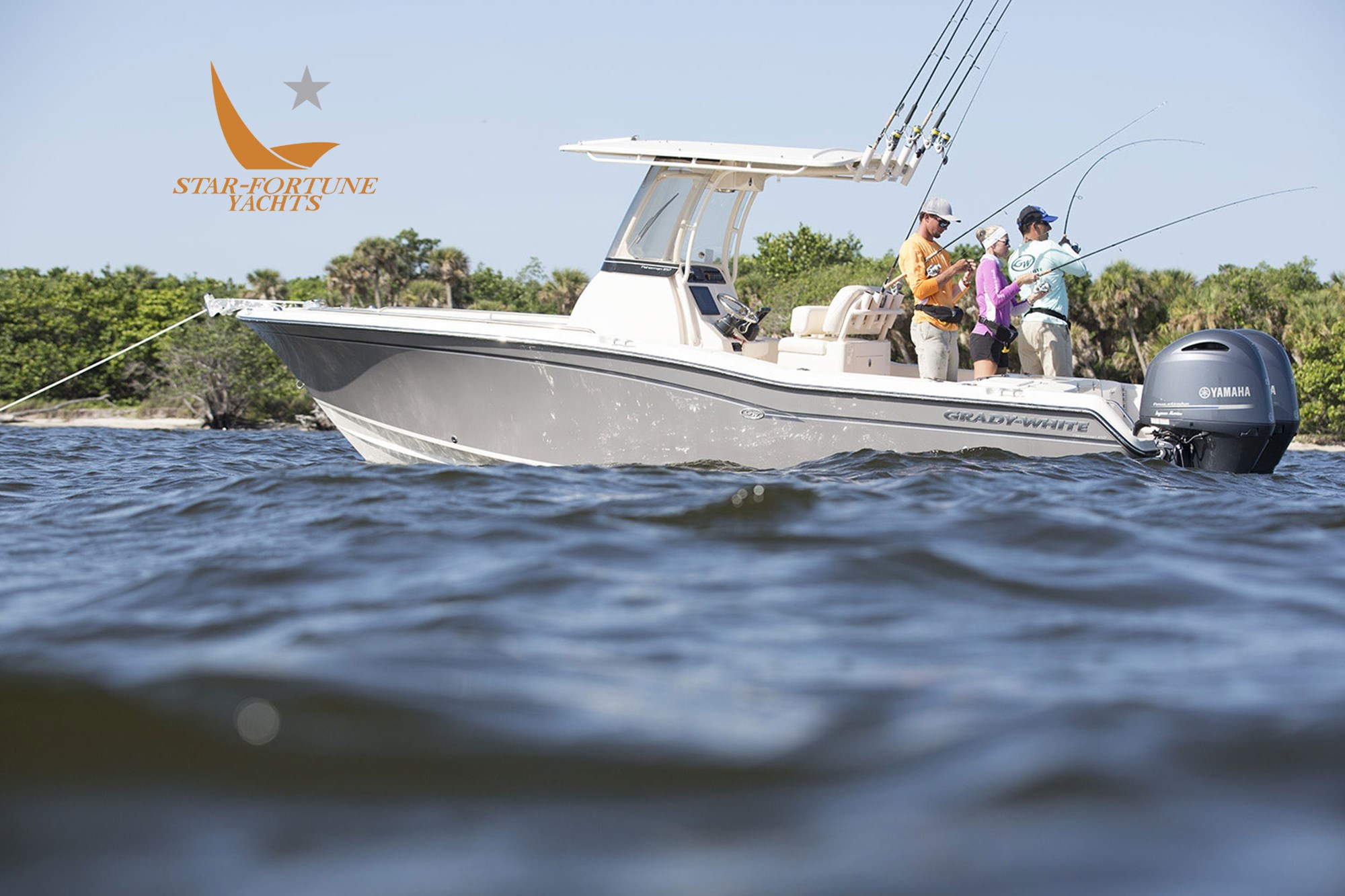 Grady White Boats 257 Fisherman, new motorboat for sale in
