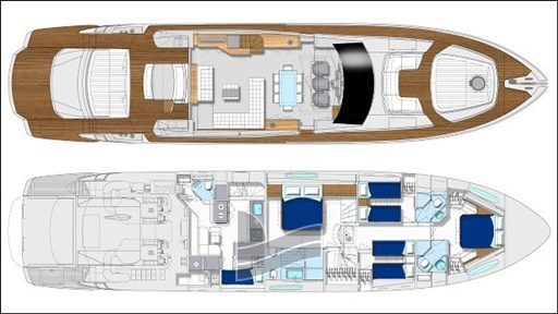 New-Pershing-82-motor-yacht-by-Perishing-Yachts-to-be-launched-in-2012-2