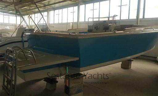 Bertram Yacht 25' Open