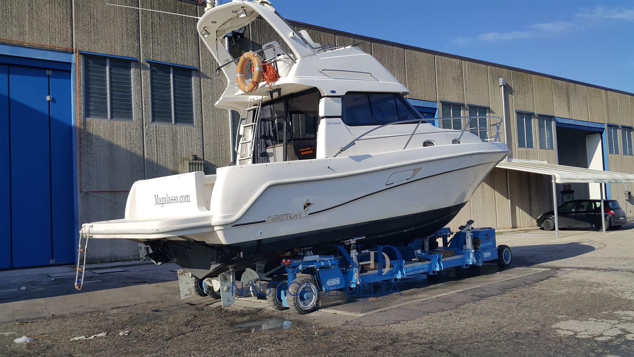 Faeton moraga fly barca motore usata in vendita in for Arredamento usato emilia romagna