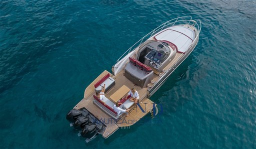 Sessa Marine Key Largo 40