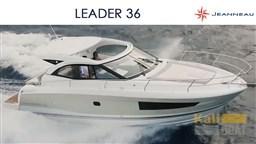 Jeanneau Leader 36 (2017)