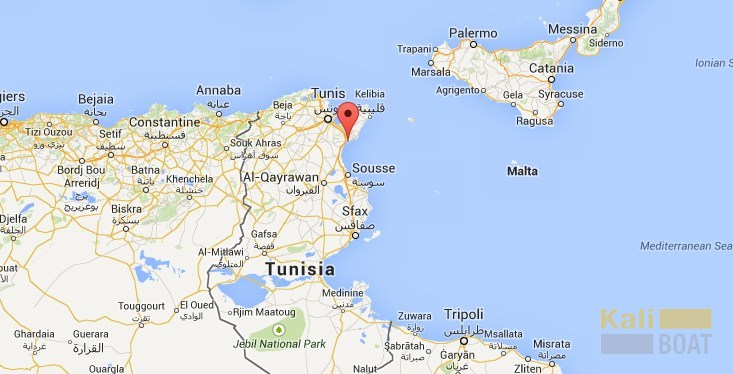 Hammamet-Tunisia-Map-Port-of-Call-Cruise-Discounts-from-BoostVacations-