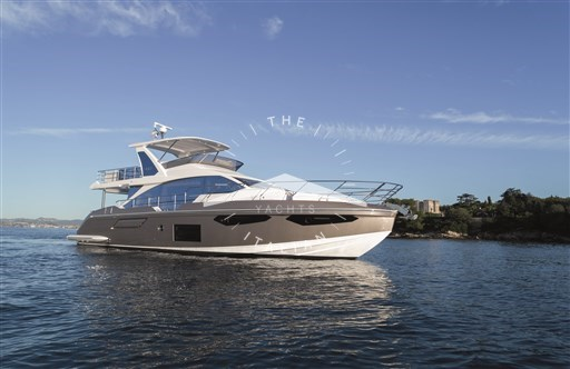 Azimut 60 Flybridge My 2018