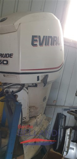 Evinrude E 250 Dpx