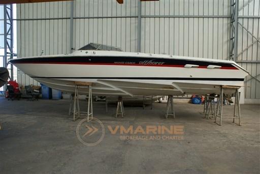 Offshore Marine Montecarlo 30
