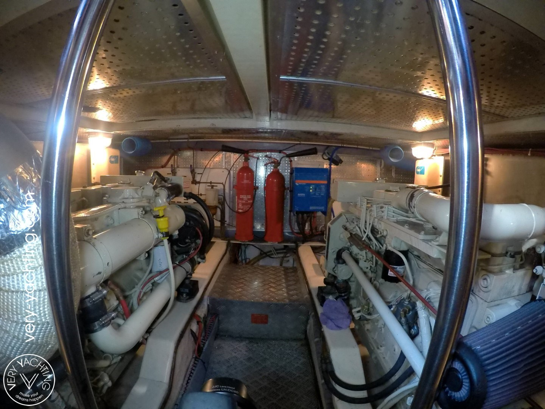 Jianguhua Marine Nautica 44 Classic, preowned motorboat for sale in