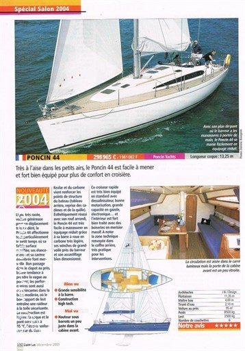 PONCIN 44 VERY YACHTING (2)