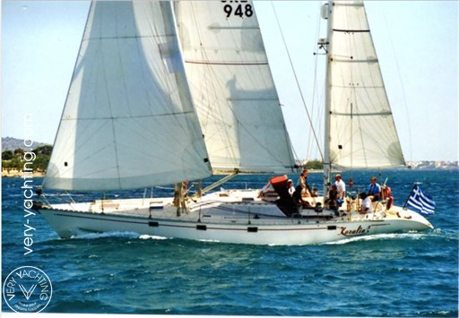 Jeanneau Custom Ketch 5