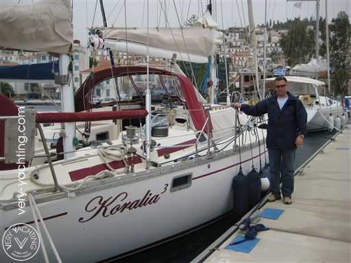 Jeanneau Custom Ketch 55