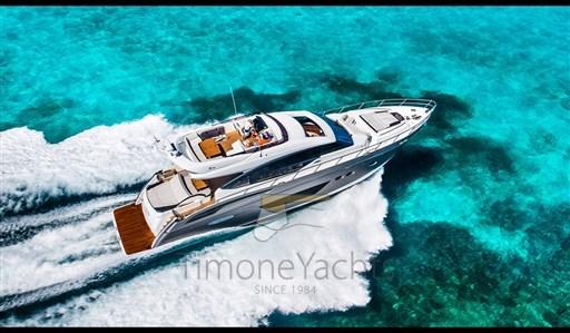 Princess Yachts S72