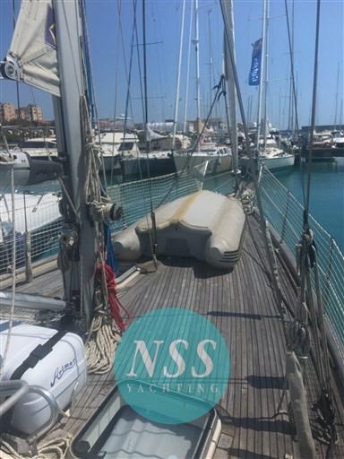 Hallberg Rassy Hr 42 - Barca a vela - foto 4