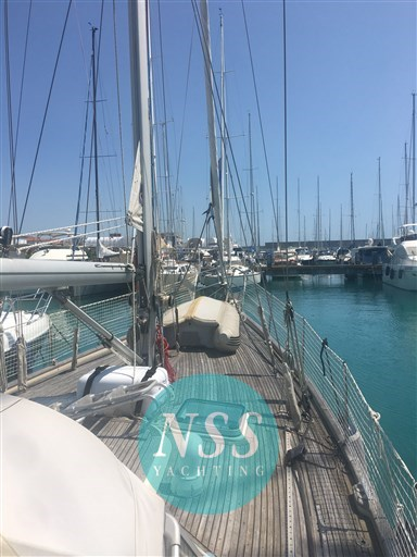 Hallberg Rassy Hr 42 - Barca a vela