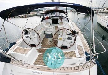 Jeanneau Sun Odyssey 54 Ds - Barca a vela - foto 4