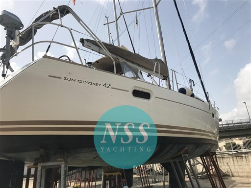 Jeanneau Sun Odyssey 42i - Barca a vela - foto 17