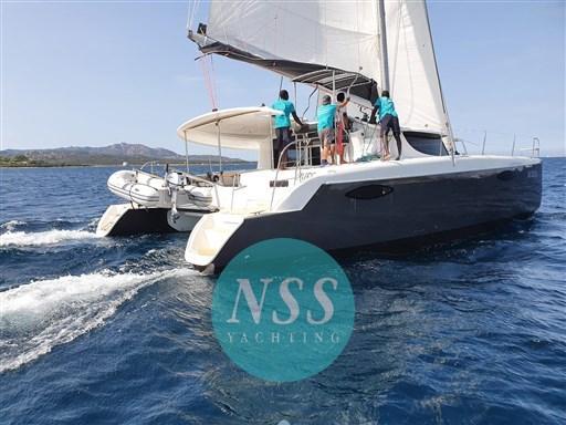 Fountaine Pajot Orana 44 - Barca a vela