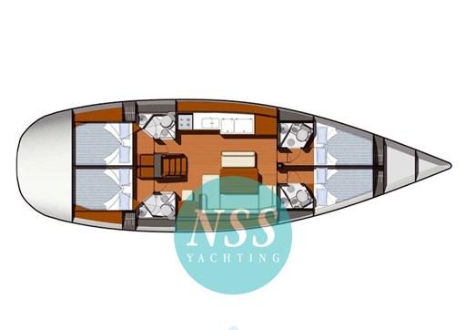 Jeanneau Sun Odyssey 49i - Barca a vela - foto 18