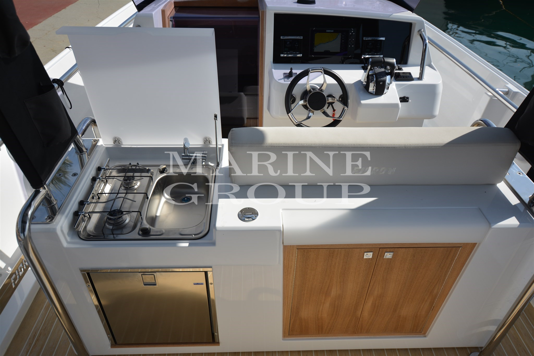 Fjord Fjord 38 Xpress, new motorboat for sale in Liguria (Italy)