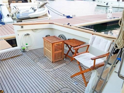 6 - Fleming 55 - Bella Yacht - Mathieu Gueudin - Yacht Broker - Sale - Management - Charter - Cannes - Monaco - St Tropez