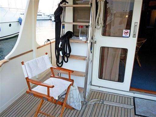 7 - Fleming 55 - Bella Yacht - Mathieu Gueudin - Yacht Broker - Sale - Management - Charter - Cannes - Monaco - St Tropez