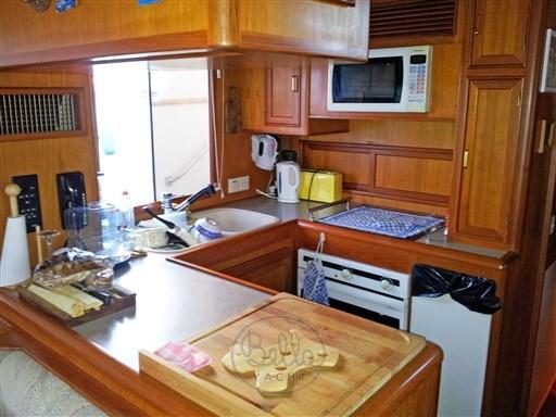 12 - Fleming 55 - Bella Yacht - Mathieu Gueudin - Yacht Broker - Sale - Management - Charter - Cannes - Monaco - St Tropez
