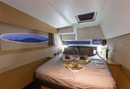 Helia 44 a vendre acheter -BELLA YACHT - catamaran occasion - pre owned catamaran- master