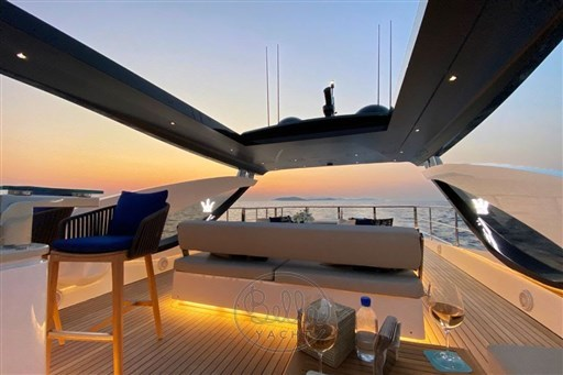 5 - Dominator Yachts - Illumen MY HANAA - Mathieu Gueudin - Yacht Broker - Yachts for sale - Charter - Management - Monaco - Cannes - Saint Tropez