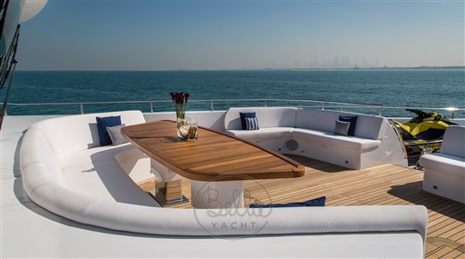 Majesty140- a vendre -yacht -luxe- Cannes- Monaco -St Tropez- Gulf craft - Bella yacht-relax