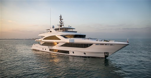 Majesty 140 -yacht -for sale -french riviera Gulf craft-Bella yacht