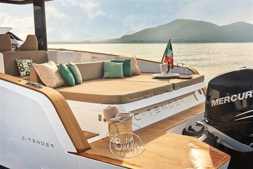 5 - C Tender 38 - Vente - Location - Cannes - Monaco - St Tropez - Bella Yacht - Yacht Broker - Mathieu Gueudin