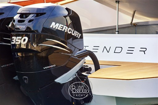 19 - C Tender 38 - Vente - Location - Cannes - Monaco - St Tropez - Bella Yacht - Yacht Broker - Mathieu Gueudin