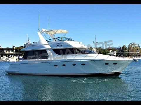 Carver Boat 530 Voyager Pilothouse