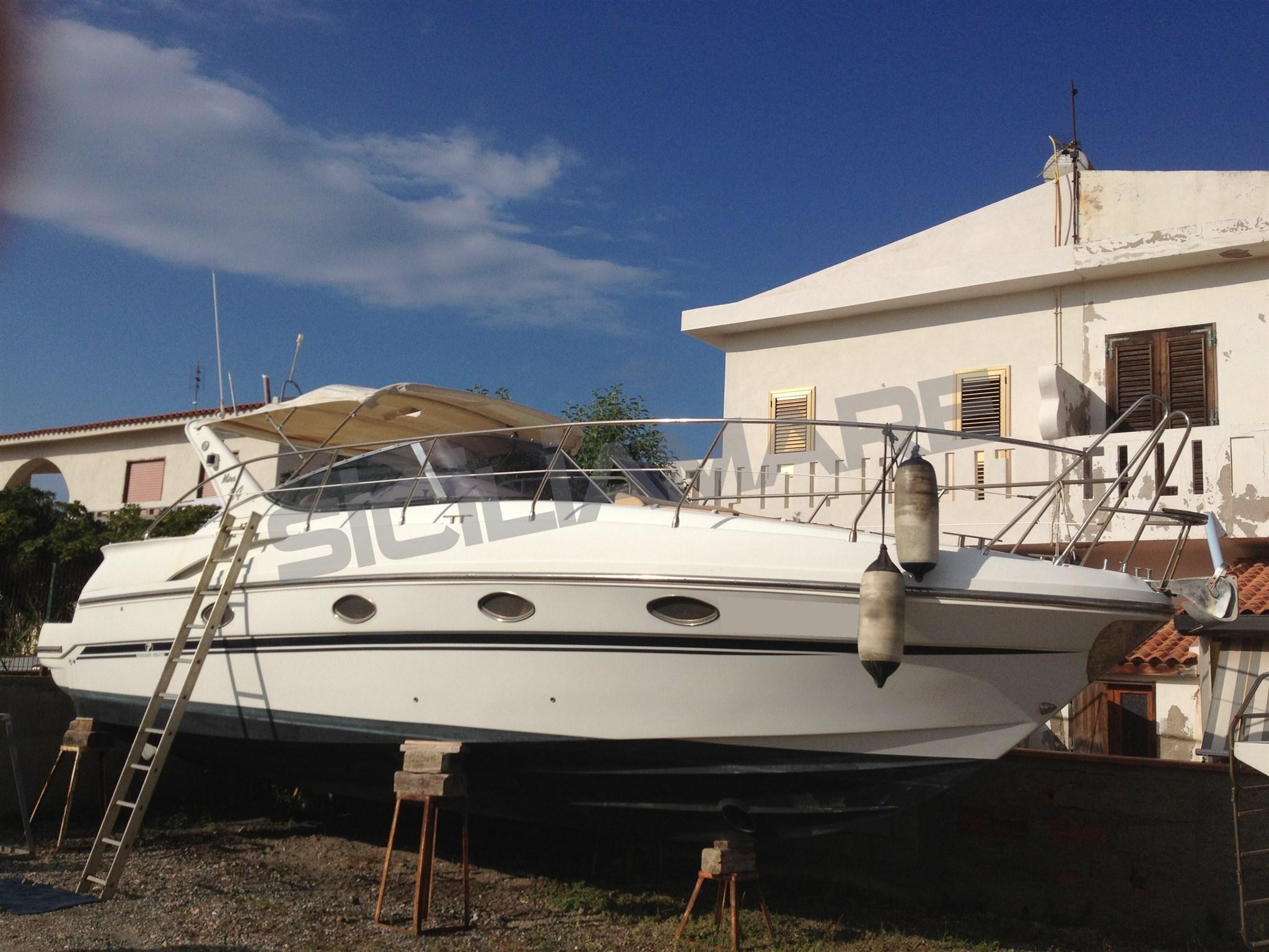 Innovazioni e progetti mira 34 barca motore usata in for Progetti architettonici in vendita