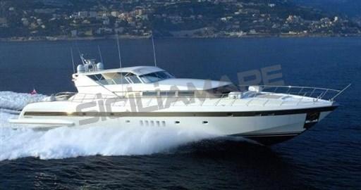 Overmarine Mangusta 107
