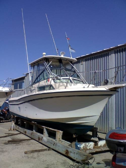 Grady White 25 Sailfish (1)