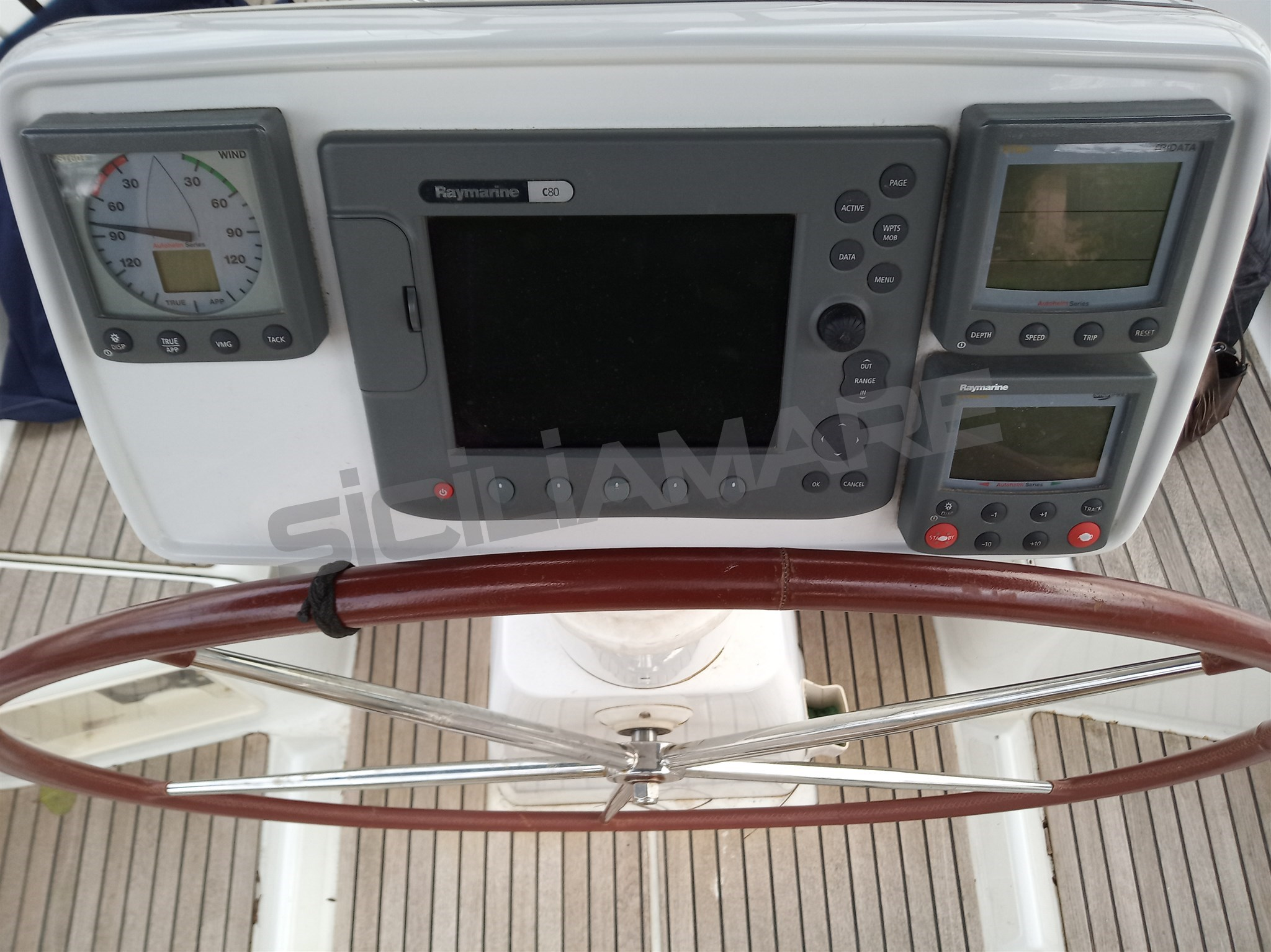 Jeanneau Sun Odyssey 36i, preowned sailboat for sale in Sicilia (Italy)