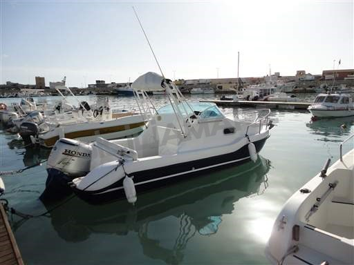Gs Nautica Gs 6.50 Cabin