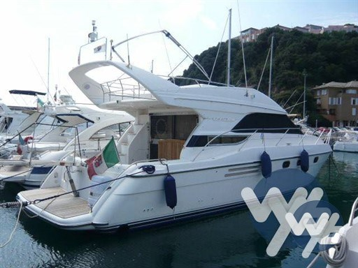Marine Projects Princess 460 Fly