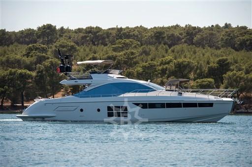 Azimut - S 7 S7 (Seakeeper - Vat Paid)