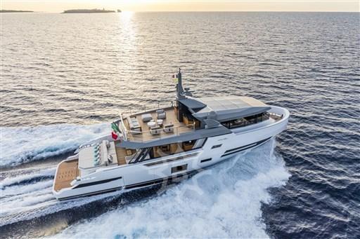 Arcadia Yachts - Sherpa 80